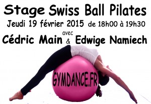 Swiss Ball Pilates 19.02.15